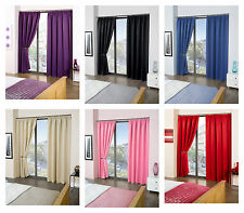 Polyester Solid Pattern Traditional Curtains & Pelmets