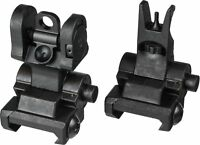 Sig Sauer Iron Sight Set, Flip Up, M1913 Rail - SITE-SET-1913-FLIP