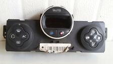 8200296683 Console Display elettronico Comandi Aria/Clima RENAULT CLIO III 2005