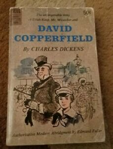 1968 DAVID COPPERFIELD Charles Dickens Story Uriah Heep Mr Micawber DELL 1675