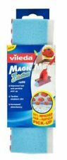 3 Pack Vileda 139962 Magic Mop 3Action Refill New