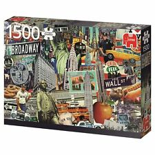 Jumbo 18376 Best Of NEW York 1500 teile Puzzle