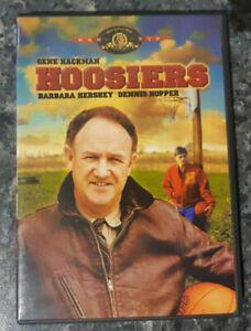 HOOSIERS (DVD REGION 1) GENE HACKMAN