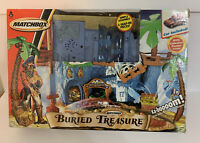 Matchbox Pirate Adventure Buried Treasure Playset