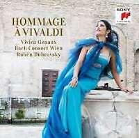 VIVICA GENAUX - HOMMAGE A VIVALDI (CD)