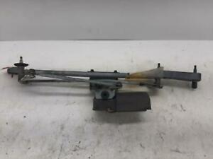 2007 RENAULT CLIO Bosch Front Wiper Motor With Linkage 8200258328A