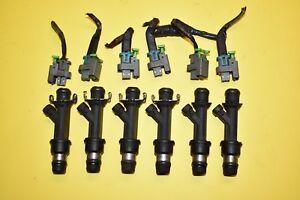 00 01 02 03 04 05 Chevrolet Venture Fuel Injectors Injector Set 3.4L OEM