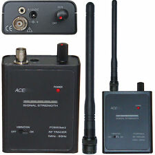1Mhz to 6Ghz PROFESSIONAL GPS GSM RF SPY BUG DETECTOR FREQUENCY SCANNER SWEEPER