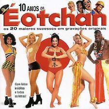 10 Anos De E O Tchan CD