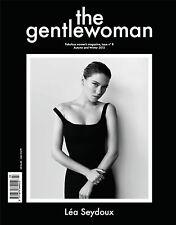 The GENTLEWOMAN 8,Lea Seydoux,Stella Tennant,Pat Cleveland,Hilary Rhoda,Peyton