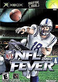 NFL Fever 2002 (Microsoft Xbox, 2001)