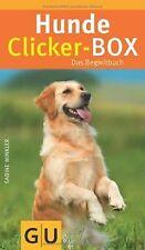 Hunde-Clicker-Box: 36 Trainingskarten, Clicker und Begle... | Buch | Zustand gut