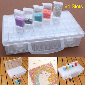 Aufkleber 5D Diamant Malerei Diamond Painting Aufbewahrungsbox DIY Zubehör Set