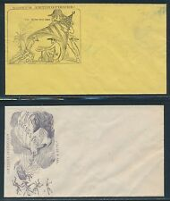 #CPS1//27 (7) DIFF. UNION CIVIL WAR PATRIOTIC COVERS (MINOR FLAWS) BR4761