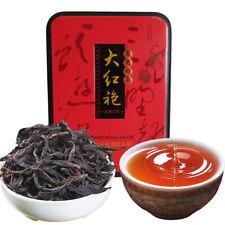 High-grade Dahongpao Oolong tea China Da hong pao Black Tea Advanced OrganicTea