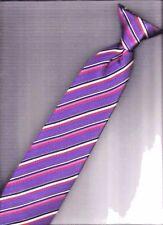Clip On Men's Ties.