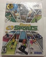 Deca Sports (Nintendo Wii, 2008) Hudson Soft Game | Sealed