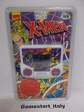 CONSOLE GIG TIGER - X-MEN - 1993 - NUOVO ITA VERSION