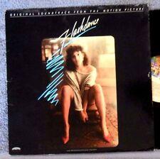 FLASHDANCE original Soundtrack LP Album - vinyl, 1983 Casablanca Record & Film