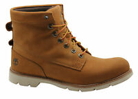Timberland Bramhall 6 Inch Waterproof Womens Boots Shoes Leather Wheat A11JP D71