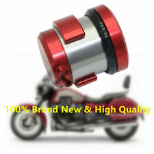 CNC Universal Billet Front Brake Clutch Tank Motorcycle Fluid Reservoir Oil Cup