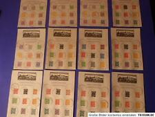 Briefe & Kartenposten für Sammler als Ganzsache