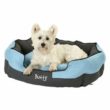Bunty Anchor Soft Dog Bed Waterproof Washable Hardwearing Pet Basket Mat Cushion