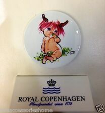 Plaque - Saucer - Sign Taurus - Taurus - Royal Copenhagen