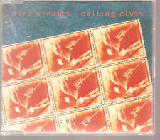 "DIRE STRAITS ""Calling Elvis"" CD Single"