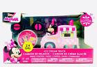 NEW Disney Junior Minnie Ice Cream Truck Full Function RC Vehicle