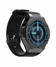 H2 Heart Rate Smart Watch Phone Quad Core 16GB 5.0MP Camera Fitness Tracker H0Q3