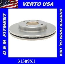 Disc Brake Rotor- Front  Verto USA 31309X1     fit  Kia , Hyundai