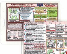 NRP Neonatal Resuscitation Program Certification Quick Reference Guide 2016
