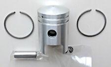 Kolbensatz komplett 38mm mit 10mm Kolbenbolzen Puch MS MV VS VZ DS Mofa Moped