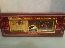 MTH Electric Trains O/O-27 Scale TCA Spring York 2010 40' Box Car #20-93492 NEW