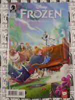 Disney Frozen Reunion Road (2019) Dark Horse - #3, Luisa Russo Variant, NM