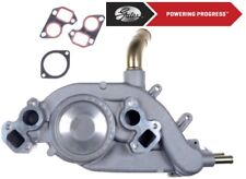 Engine Water Pump GATES Replace GMC OEM # 19256261 W. Thermostat/Housing/Gaskets