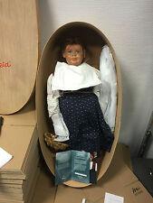 Sigikid Kristin Schramm Puppe 67 cm. Top Zustand