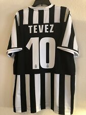 Tevez Juventus 2013/2014 Soccer jersey Football Shirt Men's 2XL