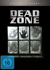DEAD ZONE SEASON 4 MB  3 DVD NEU JOHN L.ADAMS/CHRIS BRUNO/NICOLE DEBOER/+