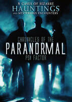 Psi Factor: Chronicles of the Paranormal DVD