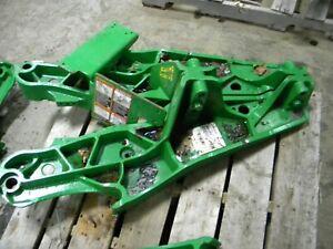 Loader Bracket BW15878 John Deere 553 563 673 Loader on 5M Series Tractors