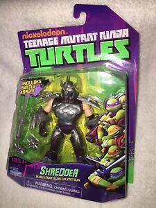 Shredder 2012 Playmates Toys Teenage Mutant Ninja Turtles Nickelodeon TMNT