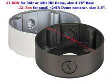 Junction Box for CCTV Surveillance Accessories Security Camera Metal