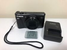 Canon PowerShot SX740 HS 20.3MP Digital Camera - Black