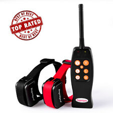 DogWidgets DW-16 2 Two Dog Training Shock and Vibration Collar Rechargeable