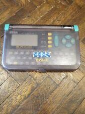 Vintage Sega Ir7000 Personal Communicator Pda - For Parts or Repair