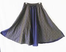 New Tortora Skirt Hippie Maxi Swing Multi-Color Size XL