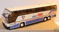 RARE RIETZE HO 1/87 BUS AUTOCAR NEOPLAN CITYLINER 116 VOYAGES FRAM