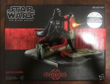 Star Wars The Black Series Centerpiece DARTH VADER Figure Statue Hasbro
